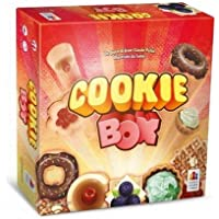 Asmodee- Cookie Box, Multicolore, 8165