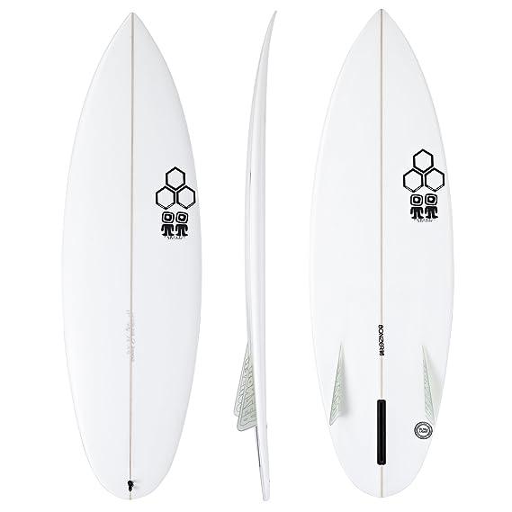 Channel Islands Bonzer - Tabla de surf 3D, 1,5 m, color blanco: Amazon.es: Deportes y aire libre