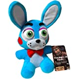 """Funko Five Nights at Freddy's Toy Bonnie 6"""" Limited Edition Hot Topic Exclusive FNAF Plush Doll"""