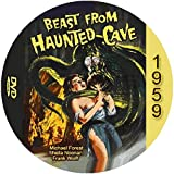 Beast from Haunted Cave (1959) Classic Sci-fi and Horror Movie DVD-R