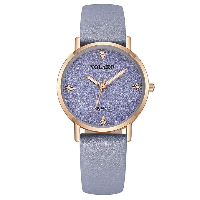 Relojes Pulsera Mujer BBestseller Reloj niña Reloj de ...