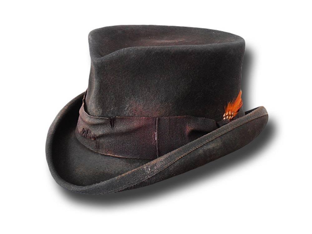 Cappello Western mezzo cilindro Stagecoach Dusty grigio scuro