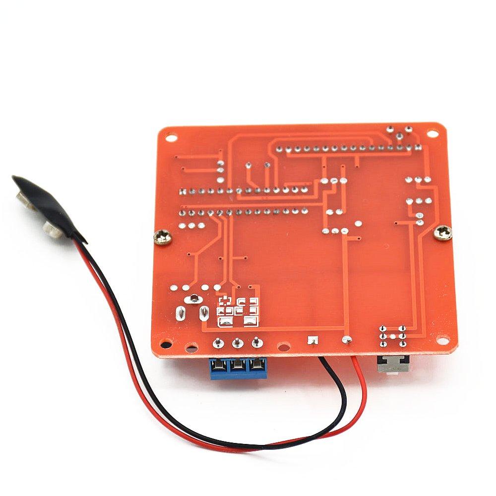 Cikuso Metre ESR Metre Testeur de la resistance L//C de linductance de capacite NPN PNP Mosfet M168