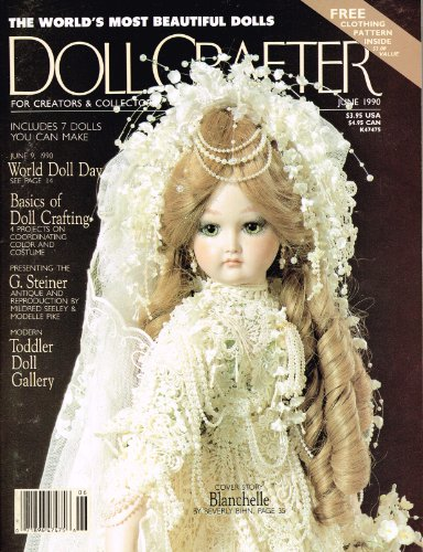 (Doll Crafter Magazine June 1990 (Vol 6 Issue 1))