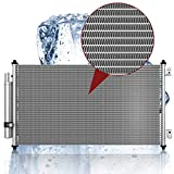 A/C Condenser Compatible with 2008-2012 Honda