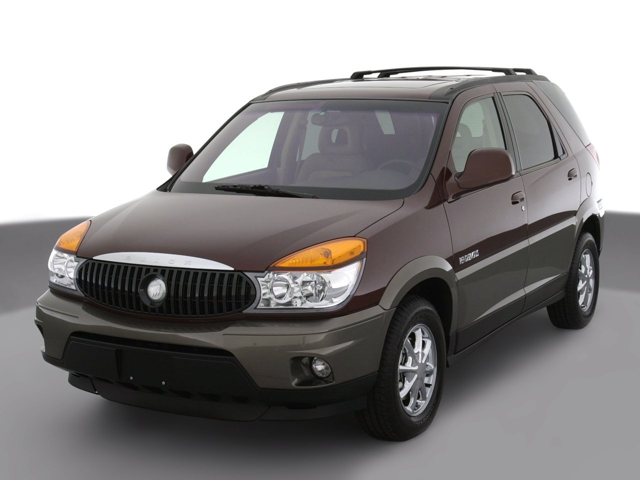 2003 buick rendezvous cx all wheel drive
