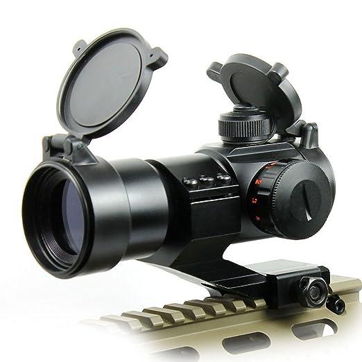 2 opinioni per iron jia's Tactical 4 laser MOA Red Dot verde Softair illuminata M3 fucile