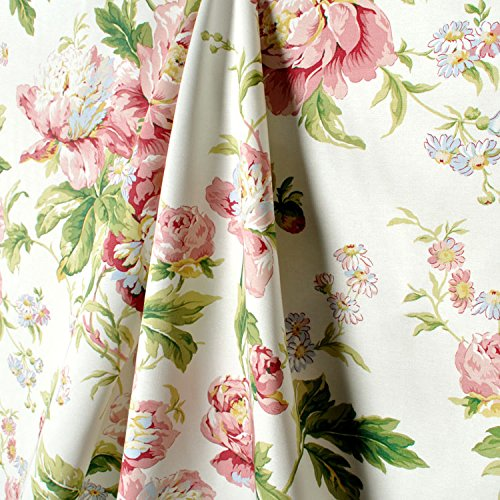 (Waverly Forever Yours Spring Fabric - by the Yard)