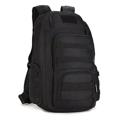 6e18af05006db Huntvp Rucksack Mini Schultasche Erwachsene Taktischer Trekkingrucksacke Wanderrucksäcke  Reisetaschen Multifunktionale Kampfrucksack für Outdoor Sports ...