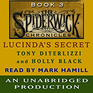 Lucinda's Secret Audiobook