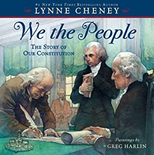 book cover of We the People
