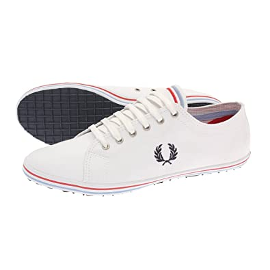 CHAUSSURES FRED PERRY KINGSTON BLANC ctBWFKJ