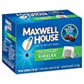 Maxwell House Original Blend Decaf Ground Coffee, Medium Roast, 19 Single Serve Coffee Bags (Pack of 4)