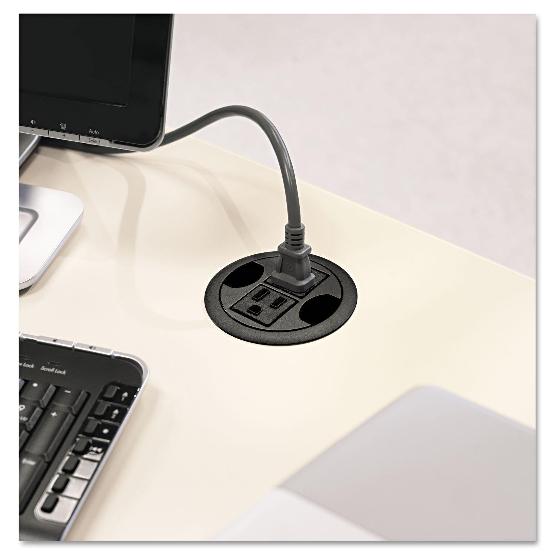 3 Desk Grommet Hostgarcia