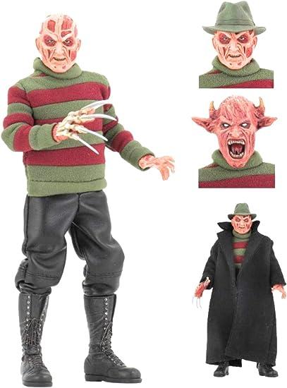 Freddy Krueger Retro Action Figure Neca NIGHTMARE on Elm Street 3