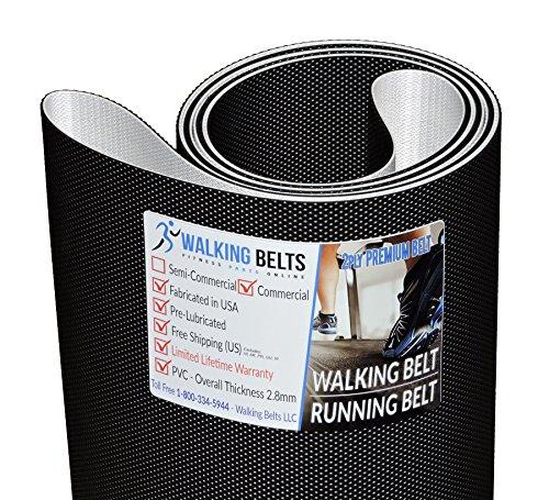 Smooth Fitness 5.65i Treadmill Walking Belt 2ply Premium by WALKINGBELTS-LLC