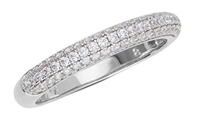 Esprit Women Ring base metal silver ESRG02765A