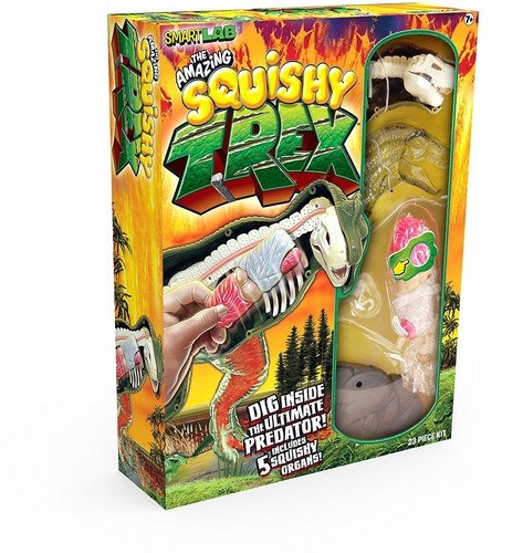 SmartLab Toys The Amazing Squishy T. Rex