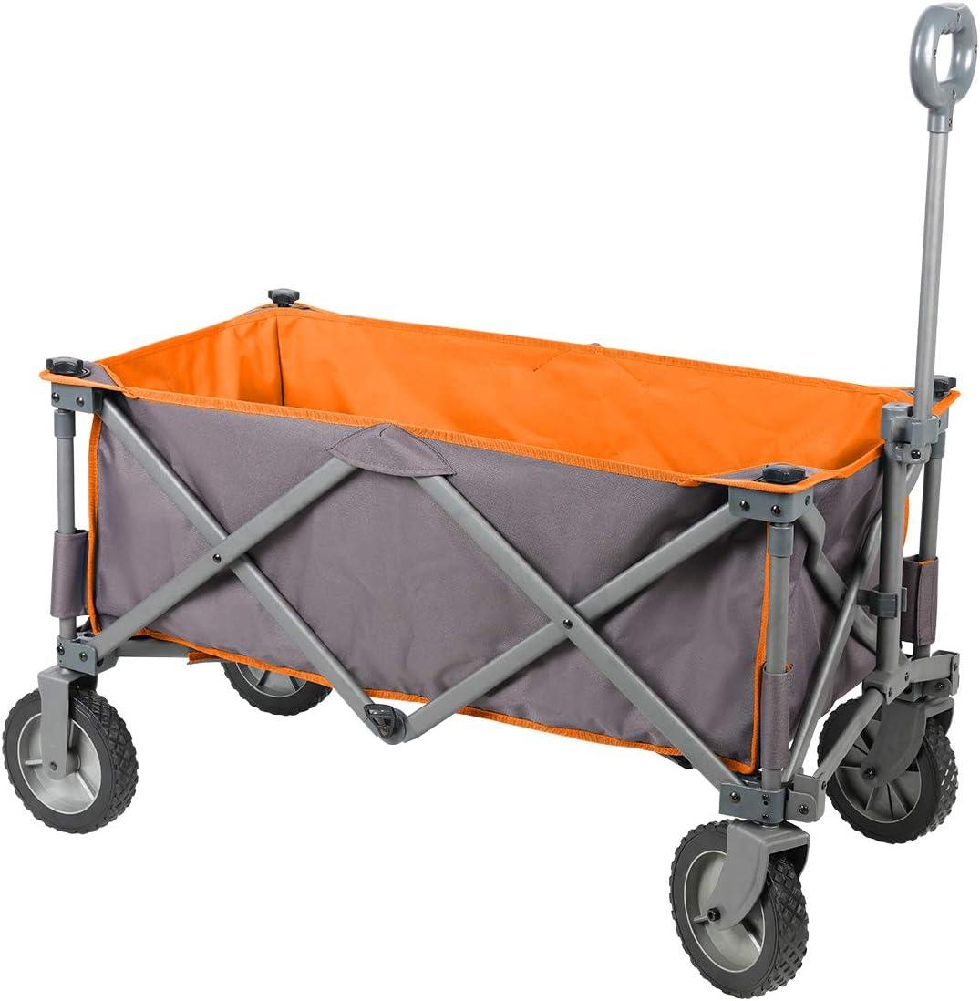 PORTAL Collapsible Folding Utility Beach Wagon