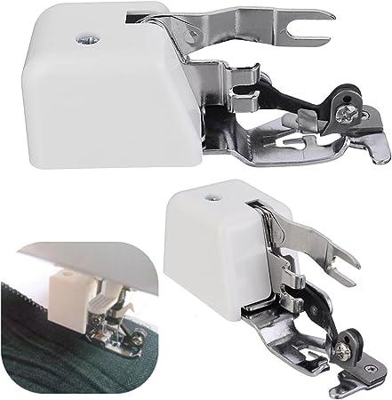 Side Cutter Máquina de coser patas de pie presseur accesorio accesorio para todos cantante con vástago débil Janome Brother: Amazon.es: Hogar