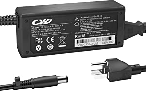 CYD 45W PowerFast Replacement for Laptop-Charger HP Pavilion Folio C8k20pa Elitebook 720-G2 Revolve 810 G1 Mini 430 431 Probook 430 G1 G2 820 G1 G2 696607-002,3.94ft Notebook Power Adapter DC Cable