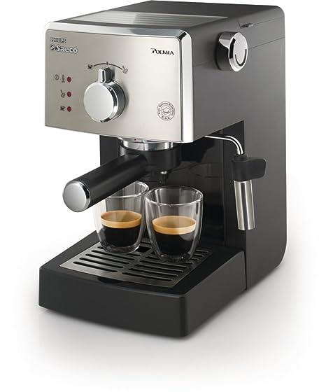Saeco Poemia HD8325/47 - Cafetera (Independiente, Máquina espresso, 1 L,