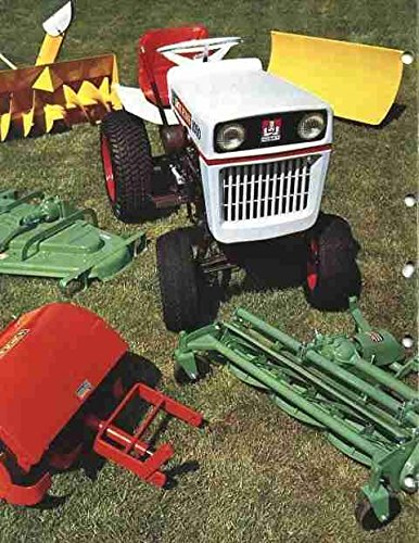 Frame Tractor - Bolens Husky Large Frame Tractor Service Manual Ht Series Library