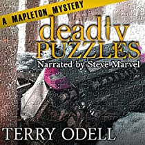 DEADLY PUZZLES: MAPLETON MYSTERIES, BOOK 3