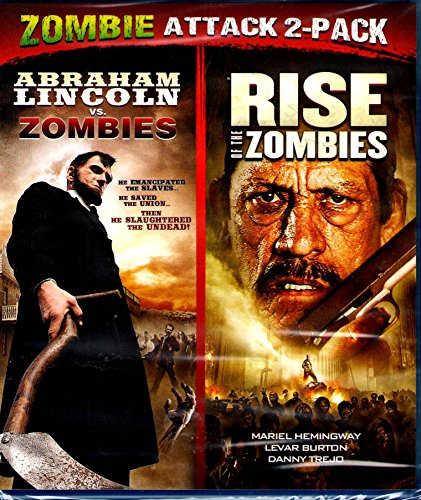 Abraham Lincoln Vs. Zombies / Rise Of The Zombies - Zombie Attack 2 pack -