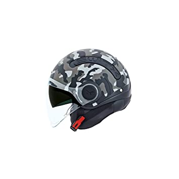 Nexx casco jet SX.10 switx Camo Grey