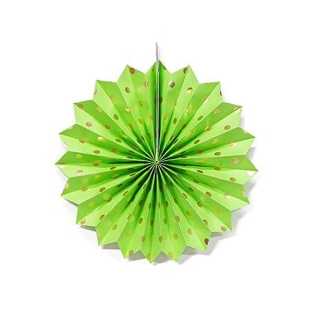 Wabenball hellgrün 30 cm Event Dekoration Raum Deko Dekoration