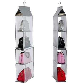 Acycee 4 Fächer, Organizer, zum Aufhängen, Tasche, Organizer ...