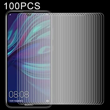 Screen Protector Film 100 PCS 0.26mm 9H 2.5D Tempered Glass Film for Xiaomi Redmi 6 Tempered Glass Film