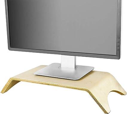 Support d/'écran d/'ordinateur 4 coloris disponibles