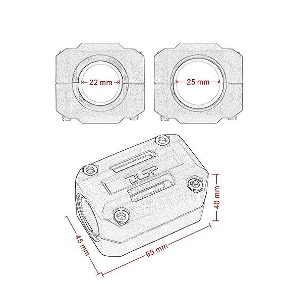 Amazon Com Xiteman Motorcycle Engine Guard Protection Bumper