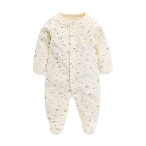 Pijama recien nacido