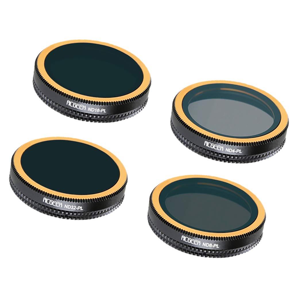 18a276733fd2 ... SM SunniMix Set Set Set de Filtros de Lentes Repuesto para dji Mavic 2  Zoom Drone ...