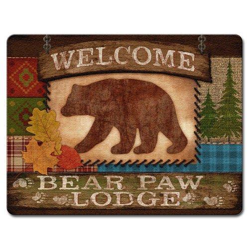 Lodge N Around Large Glass Cutting Board