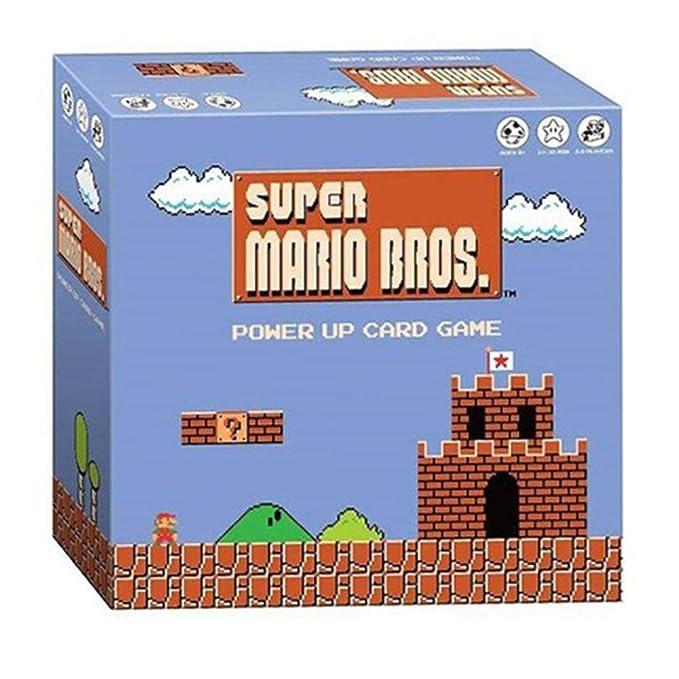 USAopoly USOCG005435 Super Mario Bros - Juego de Cartas ...
