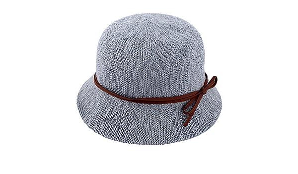 Amazon.com : eDealMax señoras de las Mujeres de paja plegable Decoración Verano protectora Viajar ancha Pesca de Sun del borde del casquillo Sombrero de la ...