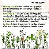 Dr. Mercola Flea and Tick Defense - 1 Spray Bottle