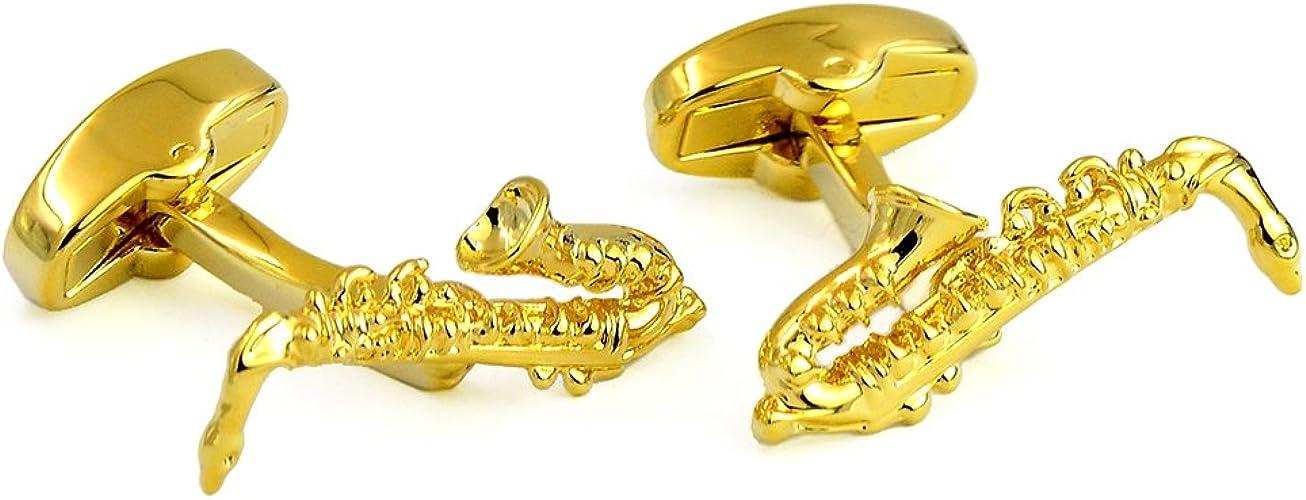 Envidia Golden instrumentos musicales para saxofón gemelos ...