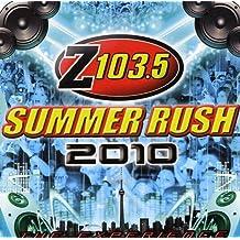 Summer Rush Experience 2010,Lady Gaga, Alejandro / Taio Cruz feat Ludacris, Break your Heart/,Avicii & Sebastien Drums,My Feelings for You /, Yolanda be Cool vs.Dcup, We no speak Americano / ,Sidney Samson feat.Twista,Shake that thing (riverside) /,Wynter Gordon,Dirty Talk /,Longo & Wainright feat.Craig Smart,one life stand /,Alexander Base feat Lys, Drums / Inna Amazing /,Benny Benassi feat.Kelis,Apl.de.Ap & Jean-Baptiste,Spaceship /,Dirty South Feat.Rudy,Phazing, (Tiesto remix),Chris Ramos feat.Nahrin David,Celebration(Danny D Remix /,Pete Tha Zouk,Abigail Bailey & Mastercris,I am Back again (Adam & Soha Remix /,Meck feat.Dino,Feels like a prayer /,Bass Hunter ,Saturday,LMFAO ,La La La /,Jay Sean feat.Lil Wayne, Down