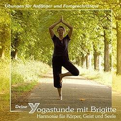 Deine Yogastunde mit Brigitte