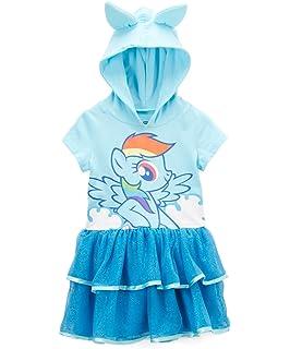 Amazon.com: My Little Pony Rainbow Dash Toddler Girls T ...