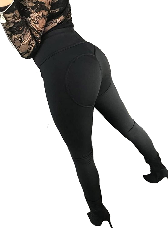 Clothdigger Womens Fashion Peach Shaped Yoga Pants Butt Lift Sports Leggings Slim Breathable Workout Tights