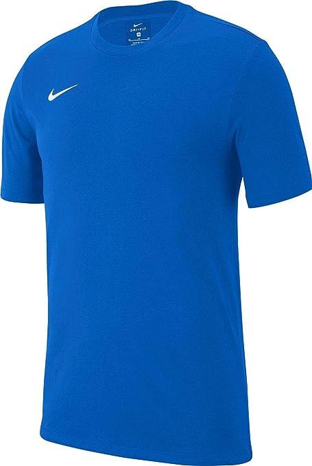 Nike Team Club 19 Tee T Shirt Mixte Enfant