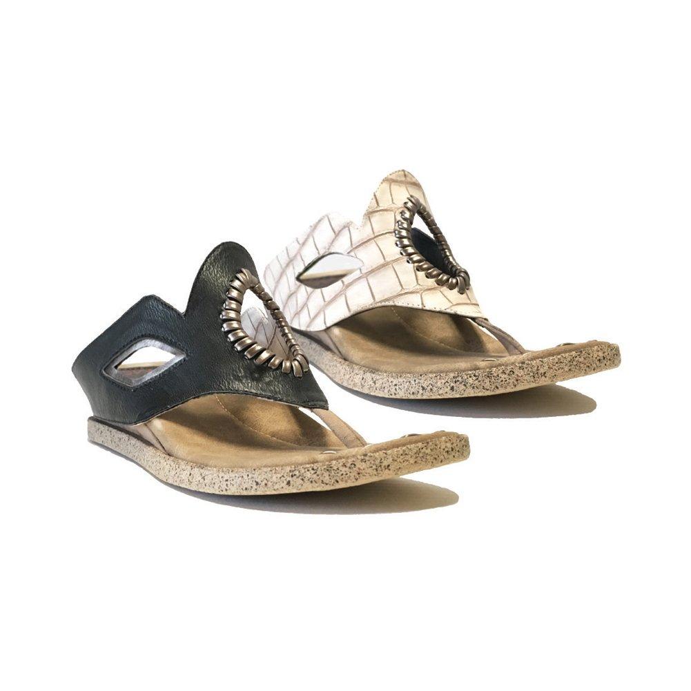 Modzori Women's Lirah Reversible Wedge Sandal B07DLHVW1B Parent