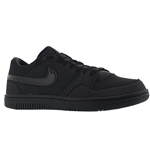 e2749116c480 Nike Court Force Low Footwear Black Mens Trainers Sneaker Shoes   Amazon.co.uk  Shoes   Bags