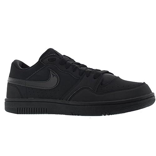 89c2effa4 Nike Court Force Low Footwear Black Mens Trainers Sneaker Shoes   Amazon.co.uk  Shoes   Bags